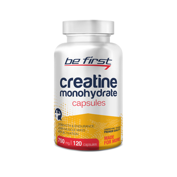 Creatine Monohydrate Capsules 120 капсул