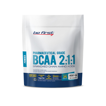 BCAA 2:1:1 Powder 450 гр