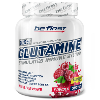 Glutamine powder (глютамин) 300 гр
