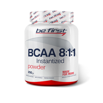BCAA 8:1:1 INSTANTIZED powder 250