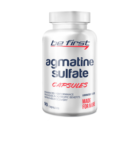 Agmatine Sulfate Capsules 90 капсул фото