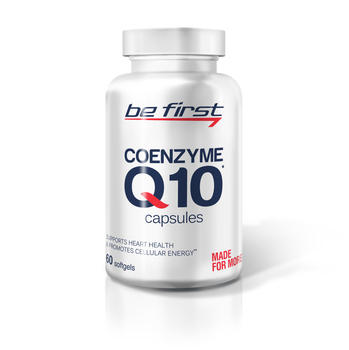 Coenzyme Q10 60 гелевых капсул