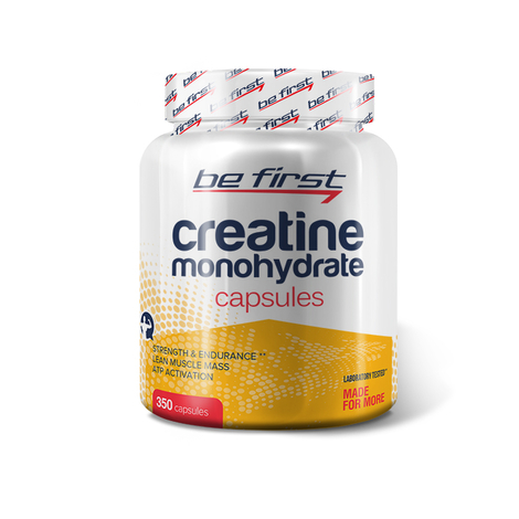 Creatine Monohydrate Capsules 350 капсул
