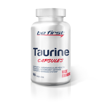 Taurine capsules 90 капсул