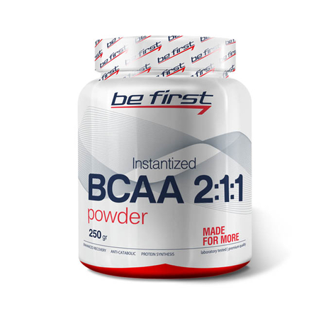 BCAA 2:1:1 Instantized Powder 250 гр фото
