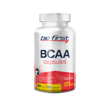 BCAA Capsules 120 капсул