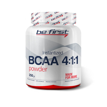 BCAA 4:1:1 Instantized Powder 250 гр