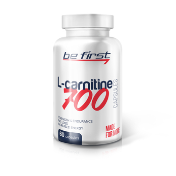 L-Carnitine 700 мг 60 капсул