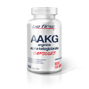 AAKG Capsules 120 капсул