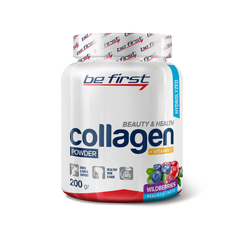 Collagen + vitamin C powder 200 гр