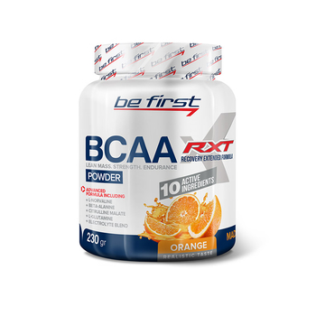 BCAA RXT powder (БЦАА рекавери экстендед) 230 гр