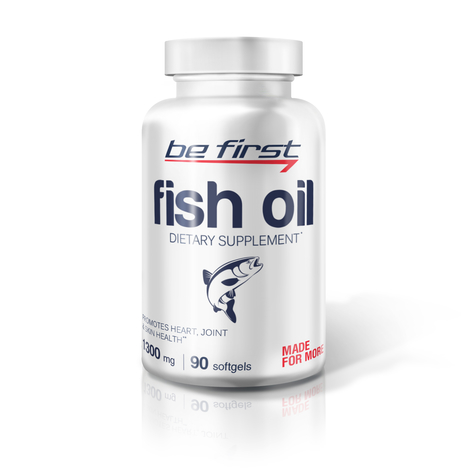 Fish Oil 90 гелевых капсул