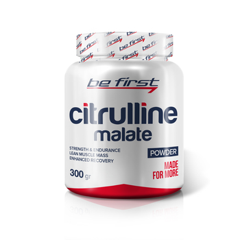 Citrulline Malate Powder 300 гр (без вкуса)