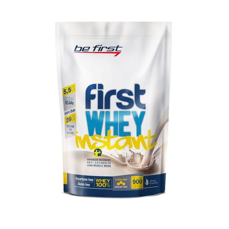 First Whey Instant 900 гр  фото