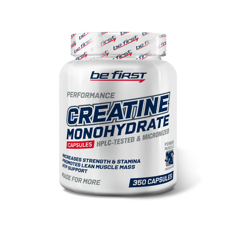 Creatine Monohydrate Capsules 350 капсул фото