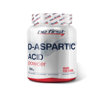 D-aspartic acid Powder 200 гр
