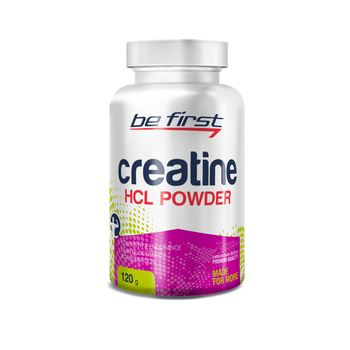 Creatine HCL powder 120 гр (без вкуса)