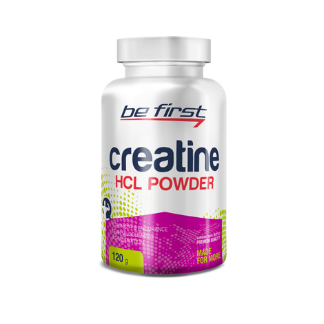 Creatine HCL powder 120 гр (без вкуса) фото