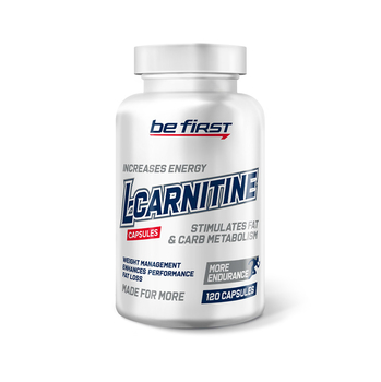 L-Carnitine Capsules (л-карнитин тартрат) 120 капсул