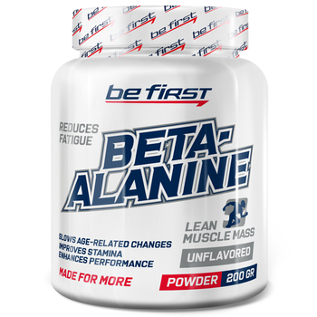 Beta Alanine powder (бета-аланин) 200 гр (без вкуса)