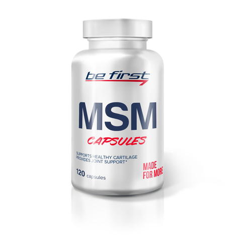 MSM capsules 120 капсул