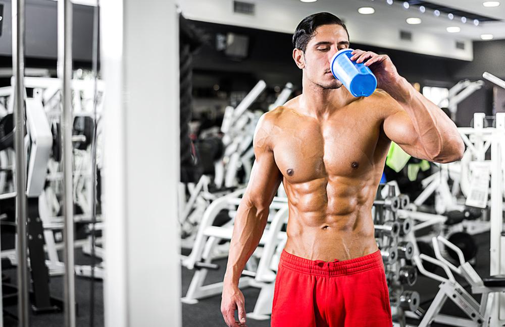 С чего начать набор мышечной массы